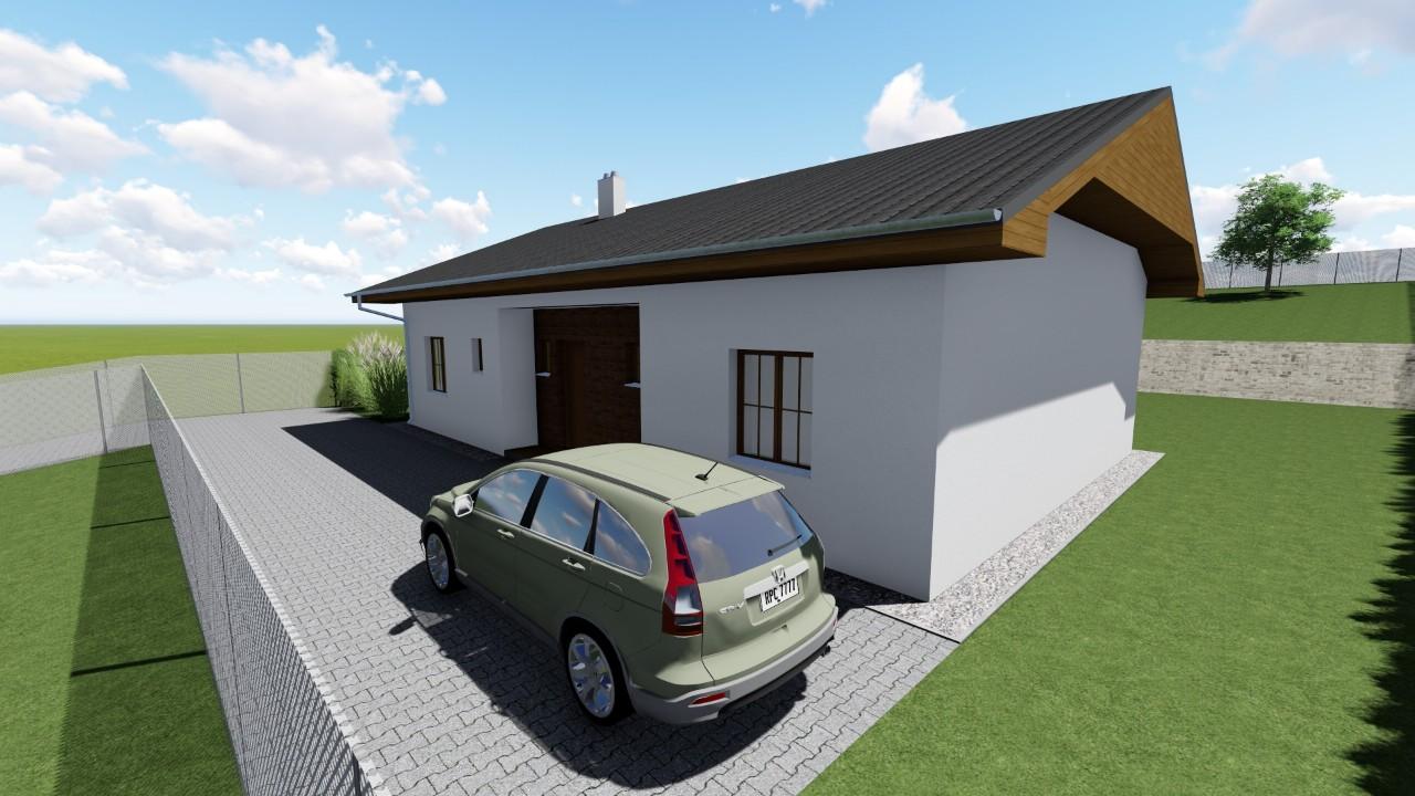 Náš budúci domček pod lesom ❤️ - Obrázok č. 7