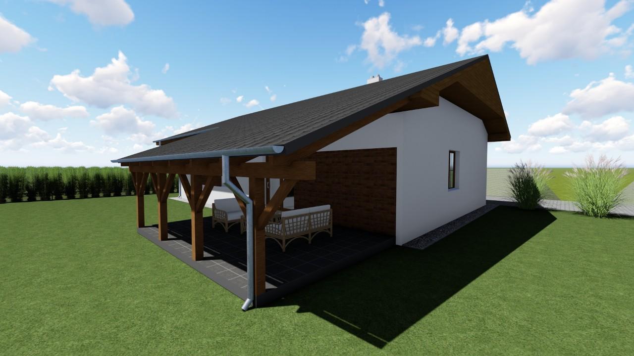 Náš budúci domček pod lesom ❤️ - Obrázok č. 8