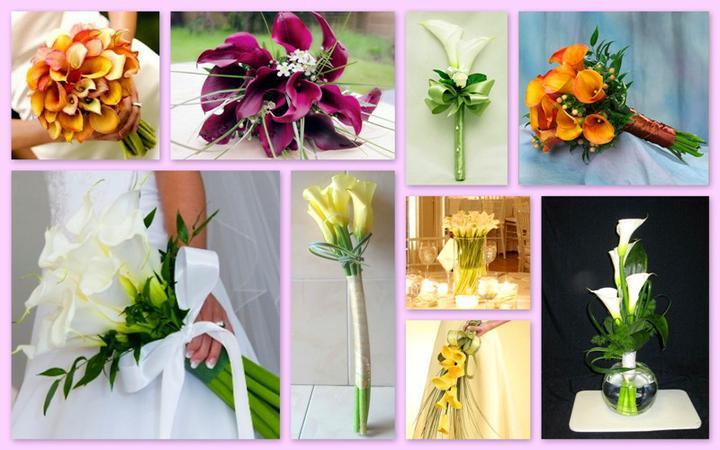Svadobne kytice - Obrázok č. 33