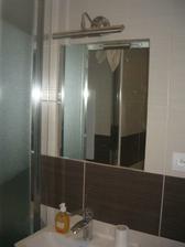 ako dobre sa hodí osvetlovač obrazu do kúpelne. :)