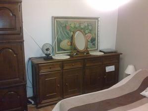 dedičstvo po babke v podobe obrazu z 51-ho roku čaka na nove skrine a na svoje miesto
