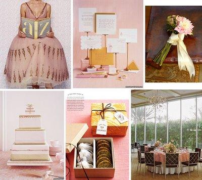 Country zlato-ružová svadba :) - Obrázok č. 11