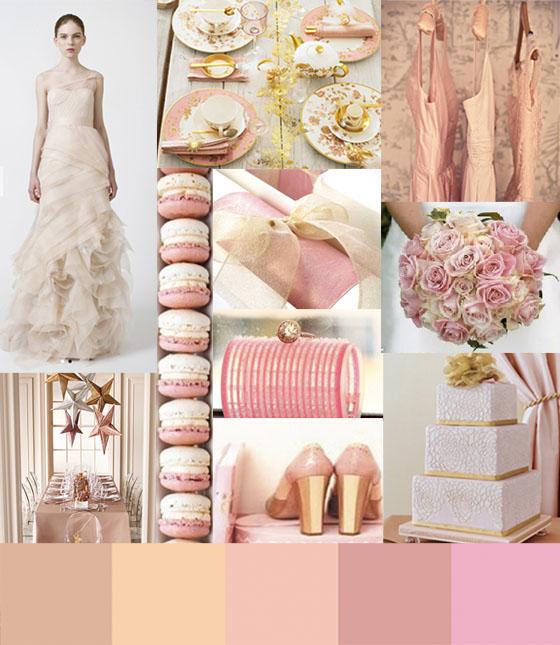 Country zlato-ružová svadba :) - Obrázok č. 53
