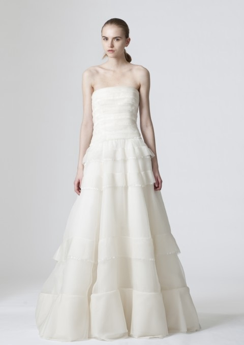 TOP svadobní návrhári :) - Vera Wang