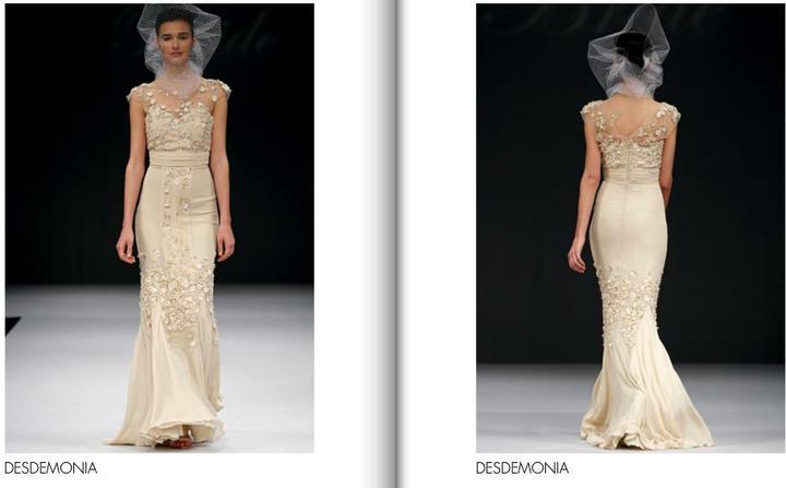 TOP svadobní návrhári :) - Badgley Mischka