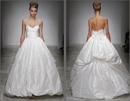 TOP svadobní návrhári :) - Amsale