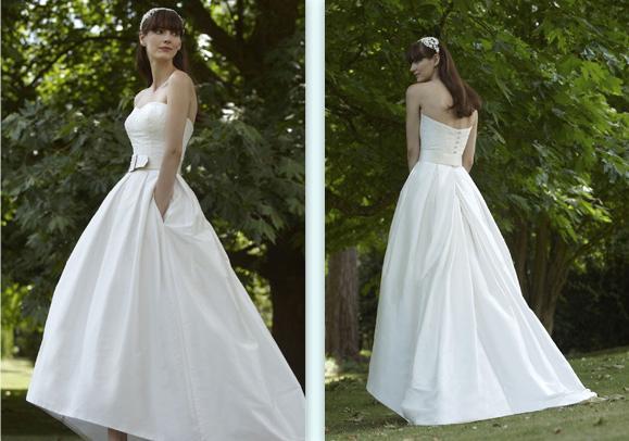 TOP svadobní návrhári :) - Stephanie Allin