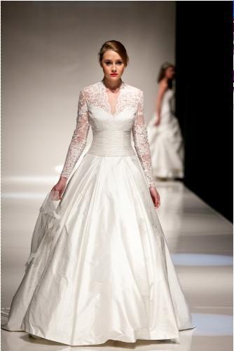 TOP svadobní návrhári :) - Alan Hanah