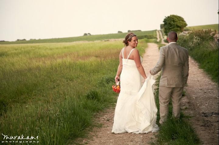 Country zlato-ružová svadba :) - Obrázok č. 19