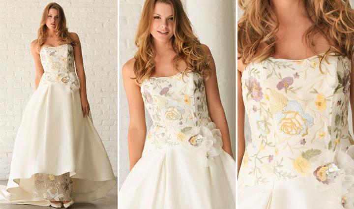 TOP svadobní návrhári :) - Alice Padrul