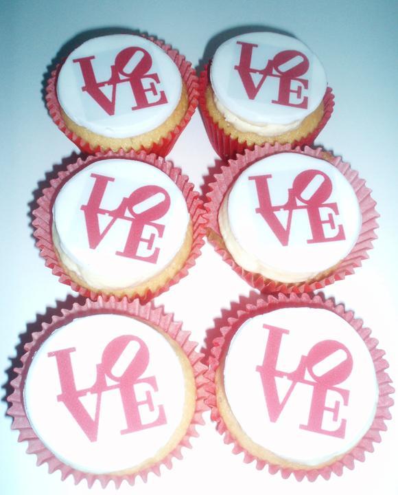 Svadobné cupcakes :) - Obrázok č. 11