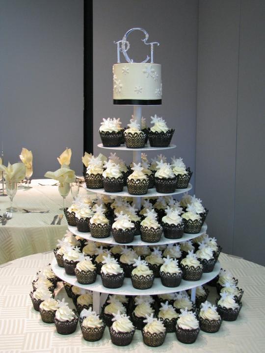 Svadobné cupcakes :) - Obrázok č. 48