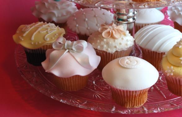 Svadobné cupcakes :) - Obrázok č. 55