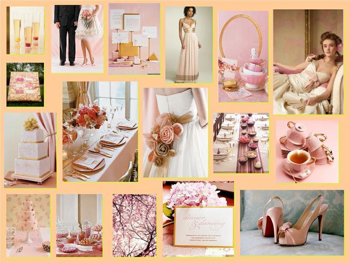 Country zlato-ružová svadba :) - Obrázok č. 37