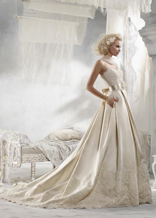 TOP svadobní návrhári :) - Alvina Valenta