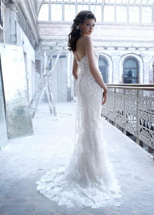 TOP svadobní návrhári :) - Lazaro