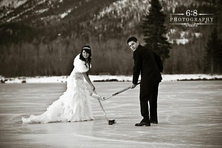GÓÓÓÓÓÓÓÓÓÓÓÓL ..... alebo.... Aj ženy milujú hokej :) - Obrázok č. 18