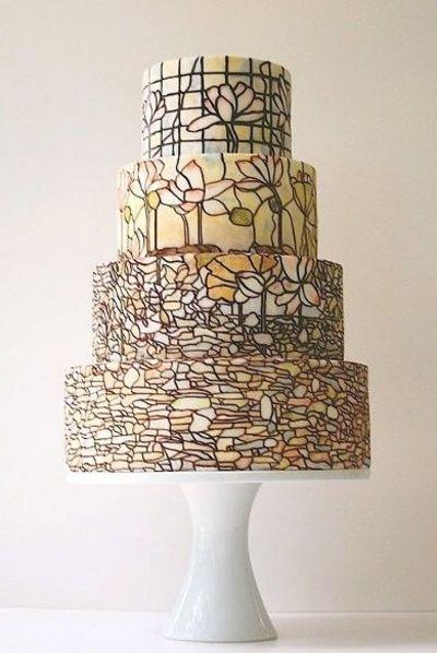 Torta ako umelecké dielo :) - Obrázok č. 87