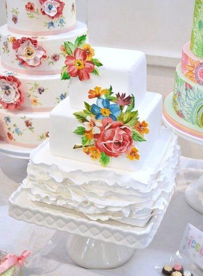 Torta ako umelecké dielo :) - Obrázok č. 94