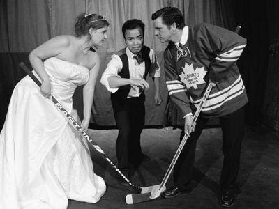 GÓÓÓÓÓÓÓÓÓÓÓÓL ..... alebo.... Aj ženy milujú hokej :) - Obrázok č. 57