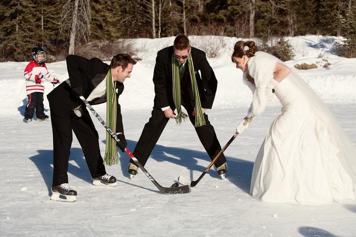 GÓÓÓÓÓÓÓÓÓÓÓÓL ..... alebo.... Aj ženy milujú hokej :) - Obrázok č. 58