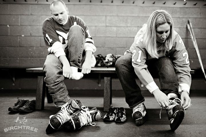 GÓÓÓÓÓÓÓÓÓÓÓÓL ..... alebo.... Aj ženy milujú hokej :) - Obrázok č. 47