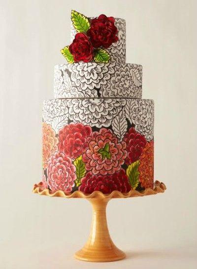 Torta ako umelecké dielo :) - Obrázok č. 2
