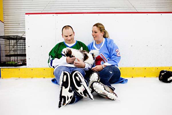 GÓÓÓÓÓÓÓÓÓÓÓÓL ..... alebo.... Aj ženy milujú hokej :) - Obrázok č. 48