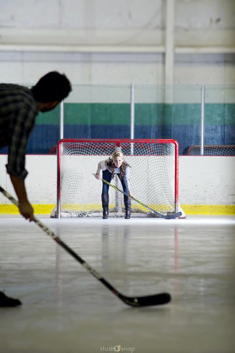 GÓÓÓÓÓÓÓÓÓÓÓÓL ..... alebo.... Aj ženy milujú hokej :) - Obrázok č. 11