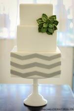 Minimalistická torta