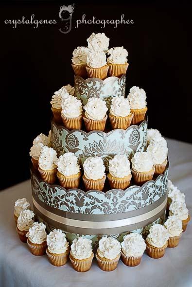Svadobné cupcakes :) - Obrázok č. 38