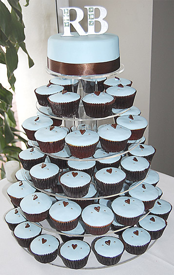 Svadobné cupcakes :) - Obrázok č. 65