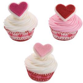 Svadobné cupcakes :) - Obrázok č. 29