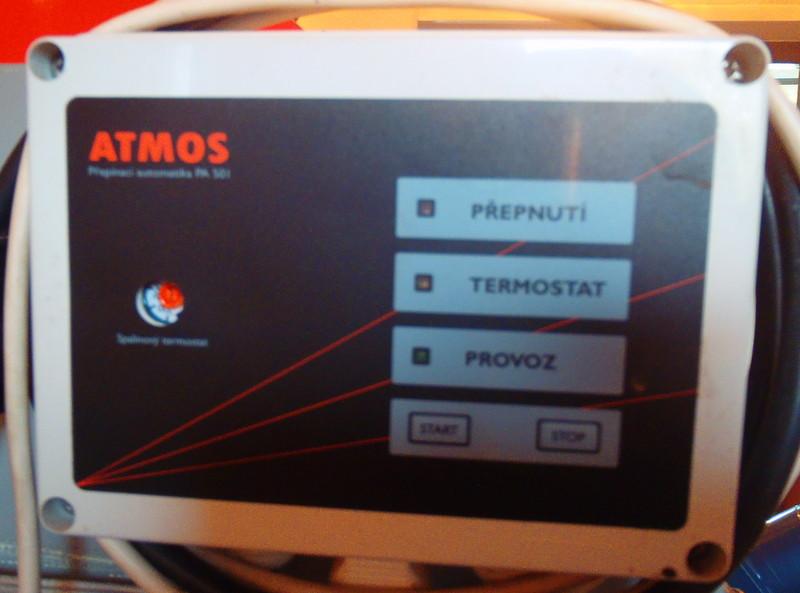 Atmos-prepinacia automatika PA 501 - Obrázok č. 1
