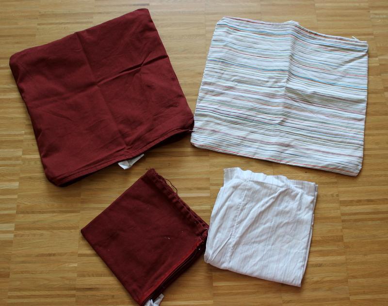 4ks dekoračné obliečky na vankúš - Obrázok č. 1