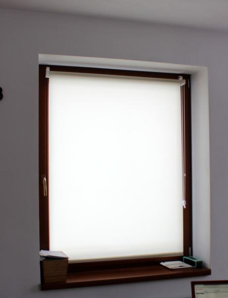 1ks Béžová roleta na okno - Obrázok č. 1