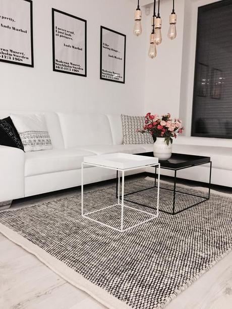 Dizajnový dánsky koberec Line Desing Asko Rug - Obrázok č. 1