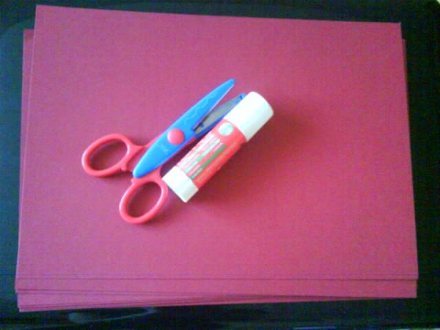 Moja inspiracia ... 4 jul 2009 - vyzbroj na menovky