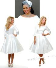 Šaty  ve stylu 50s  (velikosti do 4xl) $128 = 2400 Kč