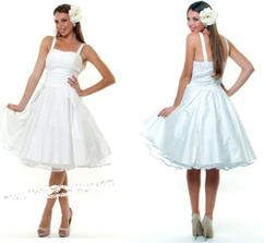 Puntíkované šaty  ve stylu 50s $98= 1838 Kč