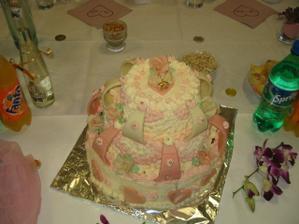 náš dortíčkek:-)))