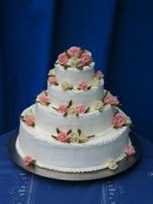torta asi taketo nieco len ozdobena inak