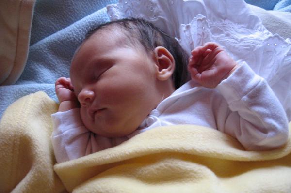 Sonka{{_AND_}}Julko - ...sa nam narodila krasna dcera Lilly