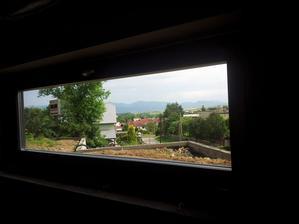 okno na spálni