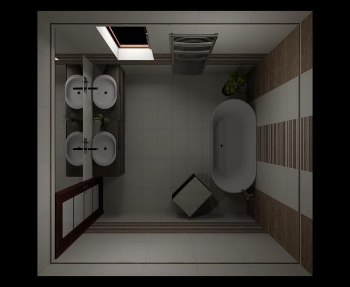 Prišiel nám už návrh kúpelne: Rako- Defile :) - Obrázok č. 3