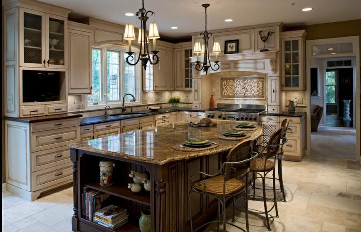 Rustikàlna kuchyňa, to je teplo domova - Obrázok č. 25
