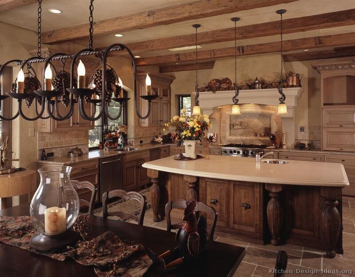 Rustikàlna kuchyňa, to je teplo domova - Obrázok č. 15