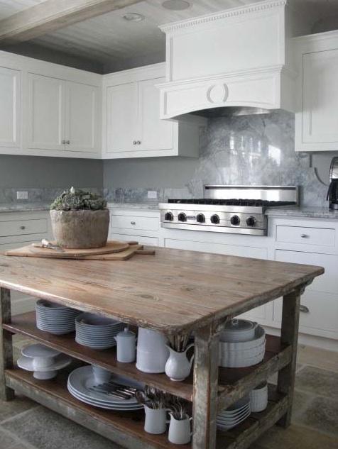 Rustikàlna kuchyňa, to je teplo domova - Obrázok č. 13