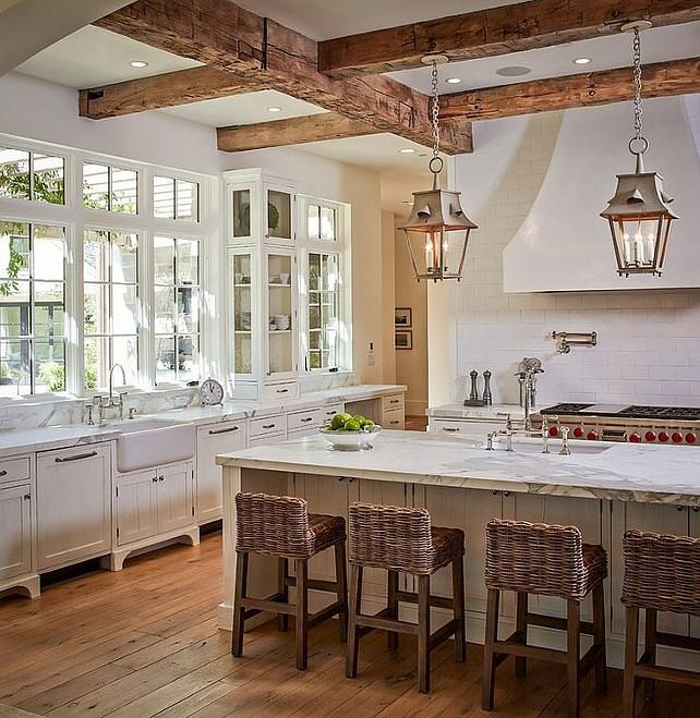 Rustikàlna kuchyňa, to je teplo domova - Obrázok č. 30