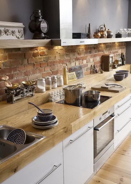 Industrial kitchen design - Obrázok č. 54